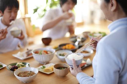 食べ物や食事栄養素で健康