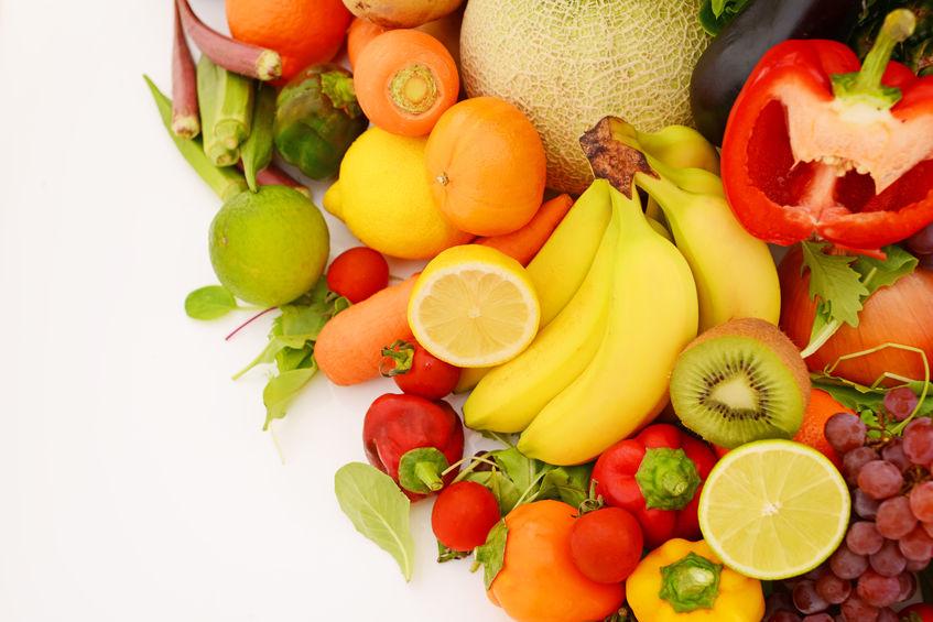健康に食品栄養素