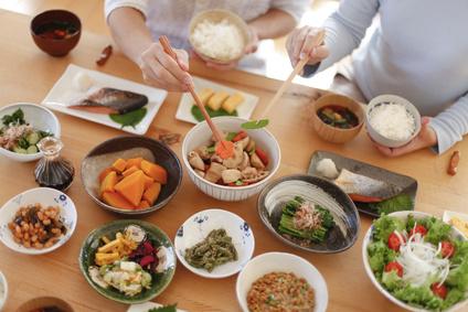 食べ物や食事で健康と予防