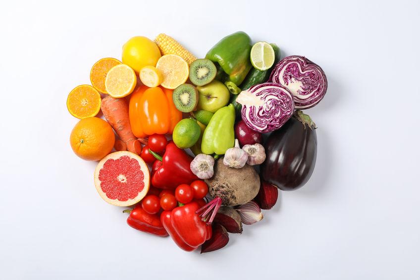 健康的な食べ物や食事栄養素