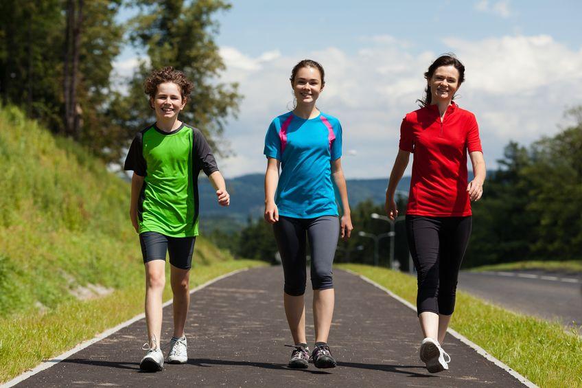 健康と予防に食事と運動