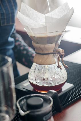 コーヒーでリラックスと健康